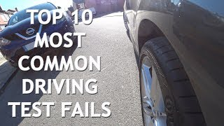 Download Top 10 Most Common Driving Test Fails Video