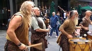 Download CLANADONIA. Música Escocesa. Gaitas y Percusión. (Glasgow) Video