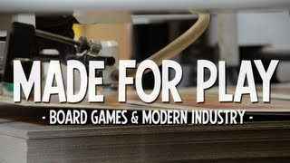 Download Made for Play: Board Games & Modern Industry Video