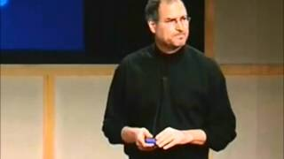 Download Steve Jobs' Best Video Moments on Stage (1/3) Video