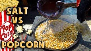 Download Molten Salt vs Popcorn Video