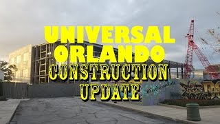 Download Universal Orlando Resort Construction Update 11.28.16 Fallon, Furious, & Grinchmas! Video