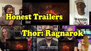 Download Honest Trailers - Thor: Ragnarok REACTION MASHUP Video