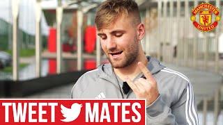 Download Luke Shaw   Tweet Mates   Manchester United Video