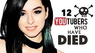 Download 12 YouTubers Who Passed Away | 2016 Update Video
