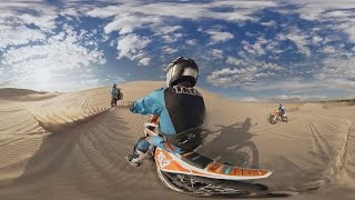 Download GoPro VR: Sand Dune Jumping with Ronnie Renner Video
