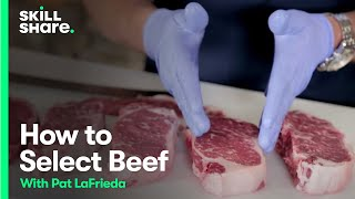 Download Pat LaFrieda Demonstrates How Meat is Graded and What to Look for When Choosing USDA Meat Video