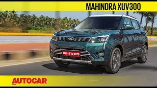 Download Mahindra XUV300   First Drive Review   Autocar India Video