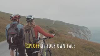 Download Where will your journey take you? Cycling on the Isle of Wight Video