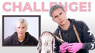 Download Teaching My Brother How To Balayage Through Only An Earpiece Video
