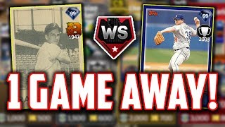 Download 1 GAME AWAY FROM THE WORLD SERIES! MLB The Show 17 | Diamond Dynasty | Ranked Seasons Video