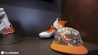 Download Clemson Baseball || Player Facility Tour Video