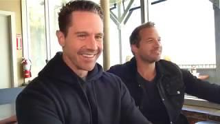 Download Jason Dohring & Ryan Hansen Facebook Live Q&A Video