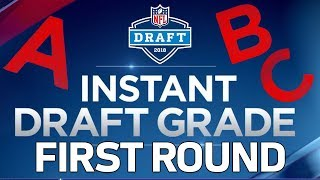 Download 1st Round 2018 NFL Draft Grades | Bucky Brooks | NFL Video