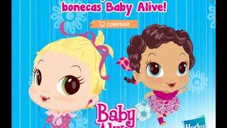 Download BABY ALIVE DOLL COLLECTION - COLEÇÃO BONECAS Video