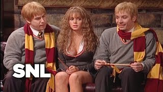 Download Harry Potter: Hermione Growth Spurt - SNL Video
