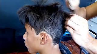 Download Definitiva em cabelo masculino - relaxamento com inteligente Video