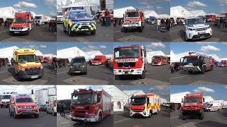 Download Abschlusscorso der RETTmobil 2019 in Fulda Video