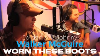 Download Walker McGuire play ″Worn These Boots″ Video