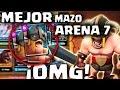 Download ¡MEJOR MAZO PARA ARENA 7! - Clash Royale Video