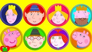 Download Ben and Holly Little Kingdom Play Doh Surprises Video