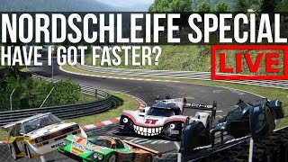 Download The ″How Fast Can I Lap The Nordschleife″ Stream Special Video
