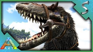 Download YUTYRANNUS TAMING & BREEDING! FEAR & COURAGE ROAR TO TAME CARNOS! - Ark: Survival Evolved [S3E113] Video