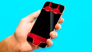 Download 23 CRAZY PHONE CRAFTS YOU HAVE TO TRY YOURSELF Video