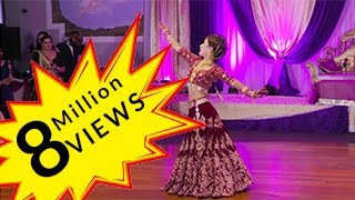 Download Best Bridal Dance   Groom astonished by his wife's performance   11 Millon + views !! Video