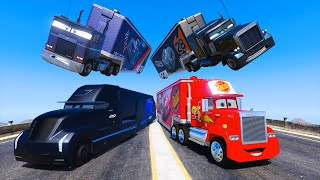 Download Street Race Trucks Mack Gale Beaufort Cars 3 Jerry McQueen & Friends Jackson Storm Max Schnell Axler Video