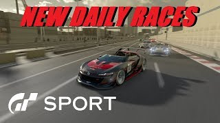 Download GT Sport New Daily Races - Live Video
