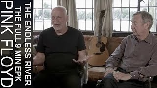 Download Pink Floyd - The Endless River - The full 9min EPK Video