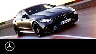 Download Mercedes-AMG GT 4-Door Coupé: World Premiere | Trailer Video