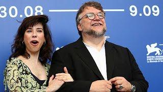 Download Guillermo del Toro triunfa en Venecia con 'La forma del agua' Video