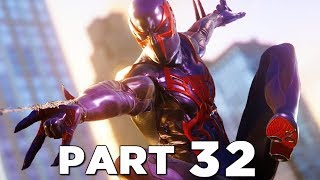 Download SPIDER-MAN PS4 Walkthrough Gameplay Part 32 - AVENGERS TOWER (Marvel's Spider-Man) Video