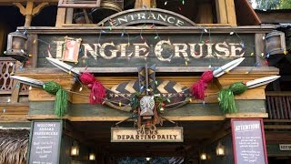 Download [4K] 2016 Jingle Cruise - Christmas themed Attraction: Disneyland park ridethrough POV Video