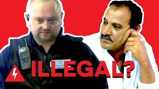 Download Border Agents Investigate Claims of Illegal Workers | Border Force Video