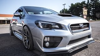 Download 2015 2016 Subaru WRX STi exhaust sounds Video