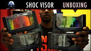 Download SHOC Visor Unboxing - Ep. 237 Video