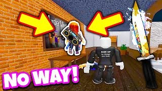Download SHE GAVE ME A FREE GODLY! (Roblox Murder Mystery 2) *INSANE* Video