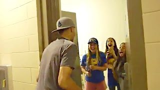 Download Watch Stephen Curry Surprise Kids At Basketball Camp Video