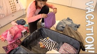 Download Packing Routine for My Vacation | Grace's Room Video