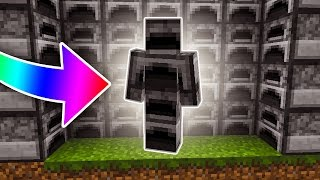 Download I AM A FURNACE! - Minecraft SKYWARS TROLLING (I AM STONE CHALLENGE!) Video