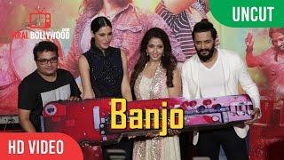 Download UNCUT - Banjo Trailer Launch | Riteish Deshmukh, Nargis Fakhri, Ravi Jadhav Video