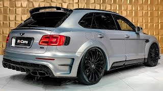 Download Bentley Bentayga W12 First Edition (2019) - Fantastic SUV by Mansory Video