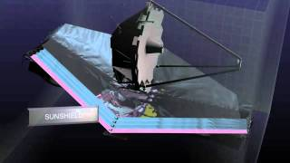 Download James Webb Space Telescope | Window into the past of the Universe | 2014 Video