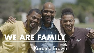 Download Queer Eye's Karamo Brown on Discovering He Had a 10-Year-Old Son | We Are Family | Parents Video