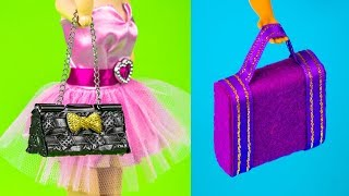 Download 15 DIY Barbie Supplies And Crafts Video
