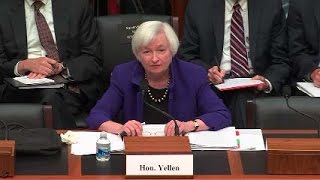 """Download 092816 - """"Semi-Annual Testimony on the Federal Reserve's...″ (EventID=105400) Video"""
