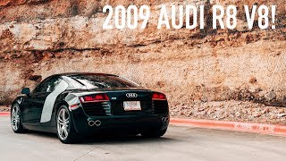 Download Things I Like About The Audi R8 V8! Video